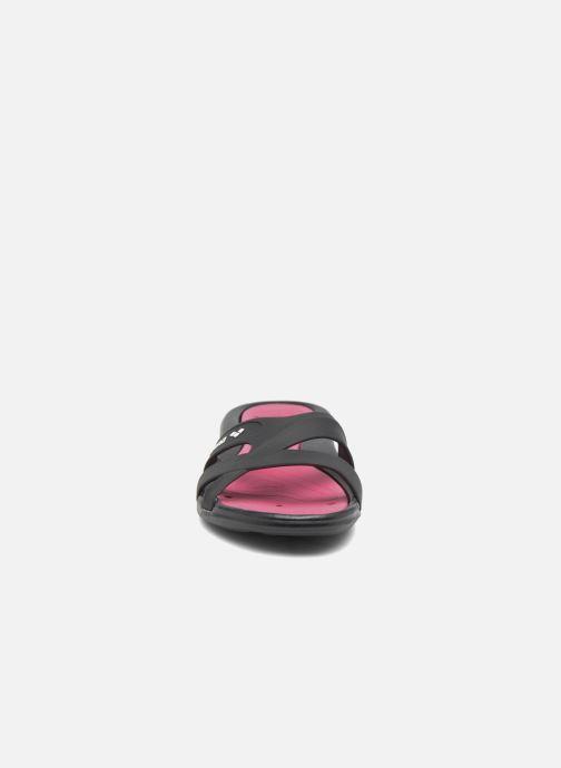 Chaussures de sport Arena Athena Woman Hook Rose vue portées chaussures