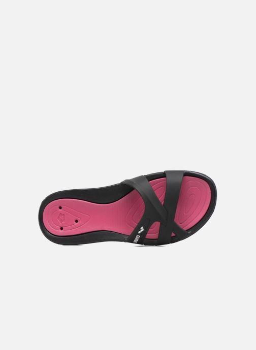 Chaussures de sport Arena Athena Woman Hook Rose vue gauche