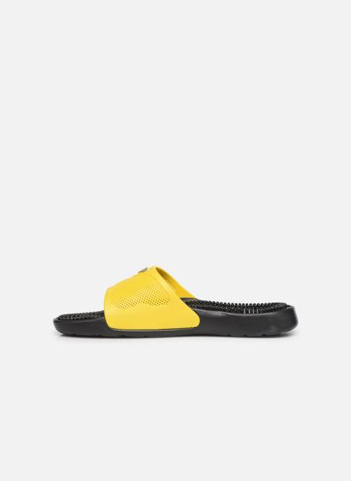 Chaussures de sport Arena Marco X Grip Box+Hook Jaune vue face