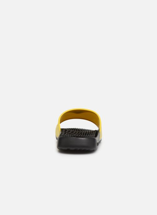 Chaussures de sport Arena Marco X Grip Box+Hook Jaune vue droite