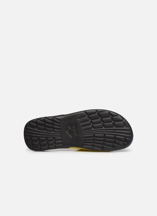 Chaussures de sport Arena Marco X Grip Box+Hook Jaune vue haut