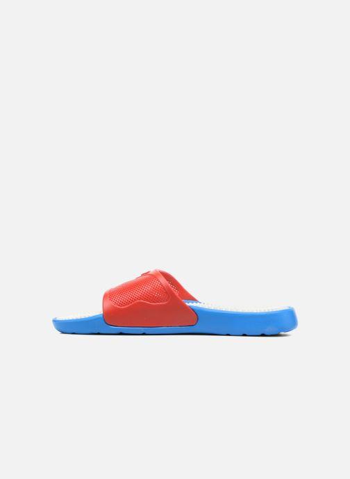 Zapatillas de deporte Arena Marco X Grip Box+Hook Rojo vista de frente