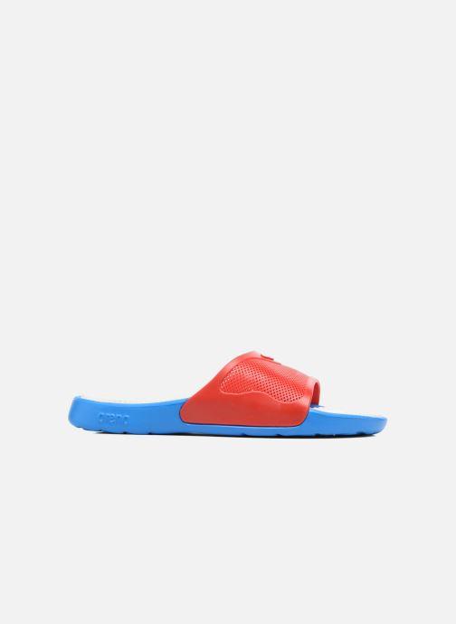 Zapatillas de deporte Arena Marco X Grip Box+Hook Rojo vistra trasera