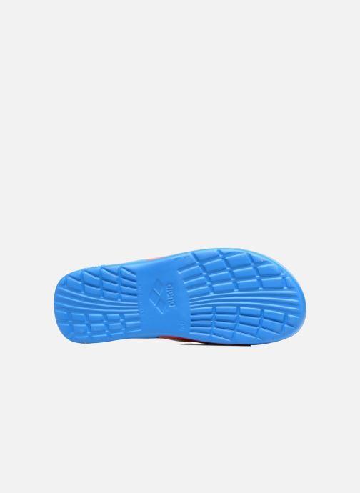 Zapatillas de deporte Arena Marco X Grip Box+Hook Rojo vista de arriba