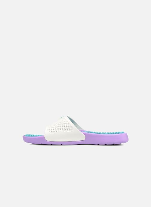 Chaussures de sport Arena Marco X Grip Box+Hook Violet vue face