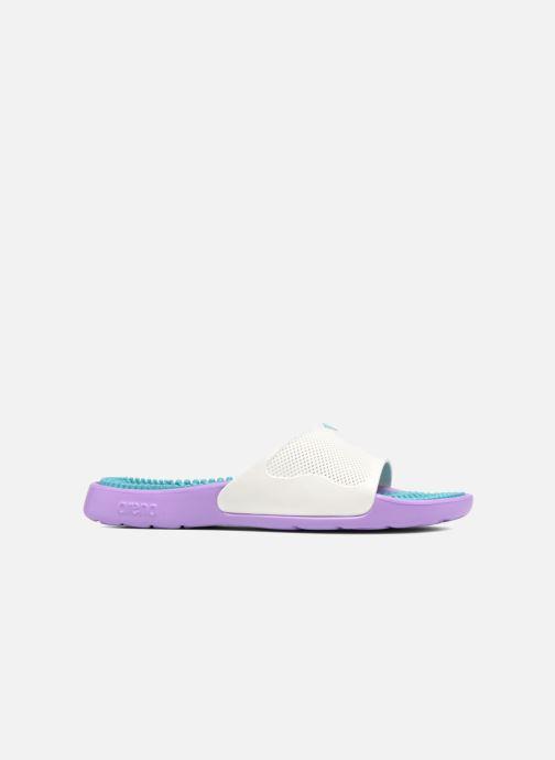Chaussures de sport Arena Marco X Grip Box+Hook Violet vue derrière