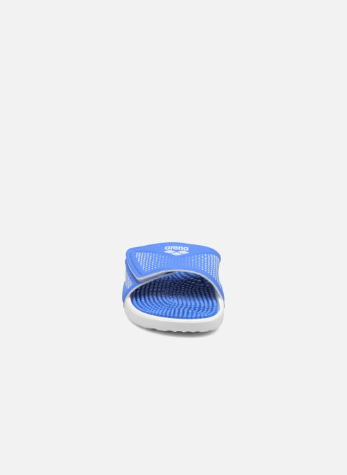 Sport shoes Arena Marco Velcro Hook Blue model view