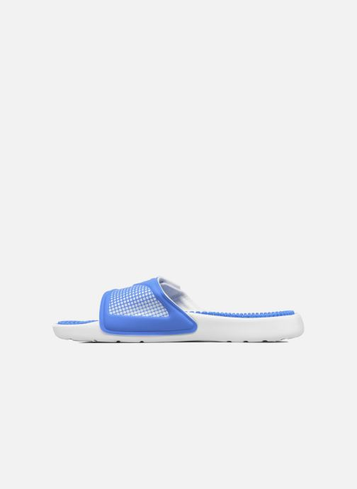Sport shoes Arena Marco Velcro Hook Blue front view