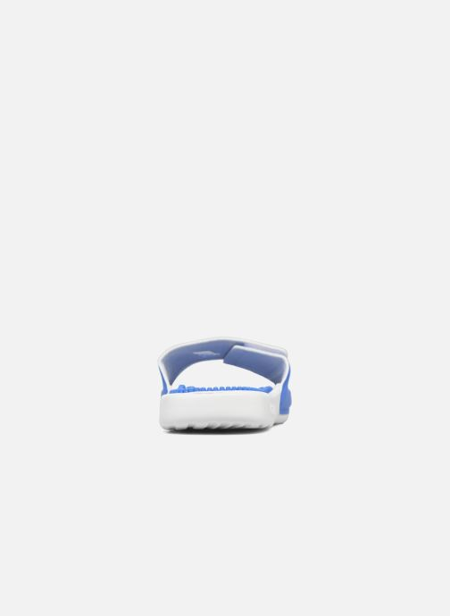 Sport shoes Arena Marco Velcro Hook Blue view from the right