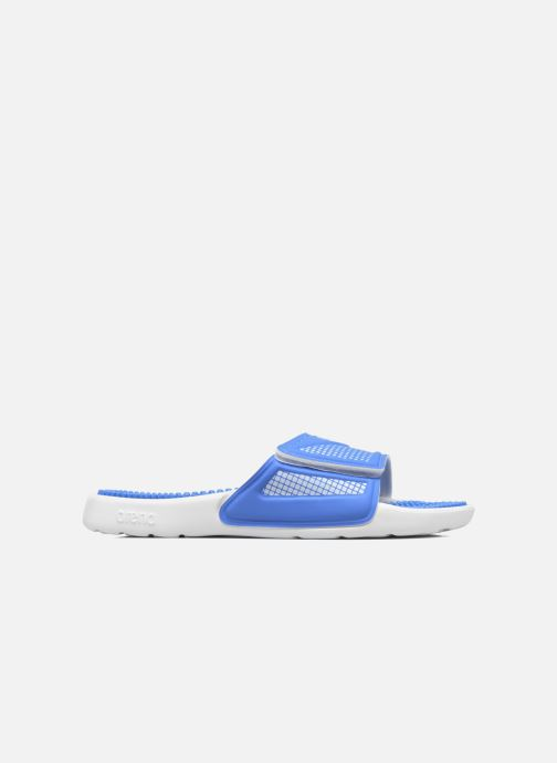 Sport shoes Arena Marco Velcro Hook Blue back view