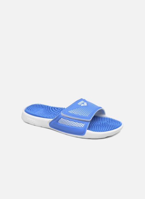 Sport shoes Arena Marco Velcro Hook Blue detailed view/ Pair view