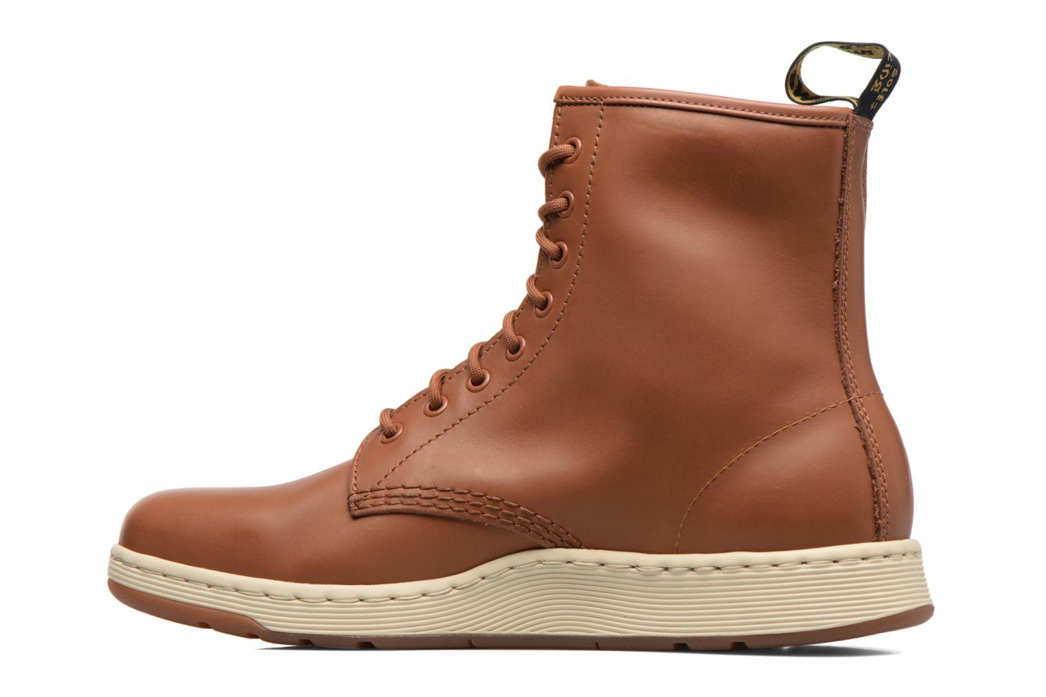 Ankle boots DR. Martens NEWTON Brown front view