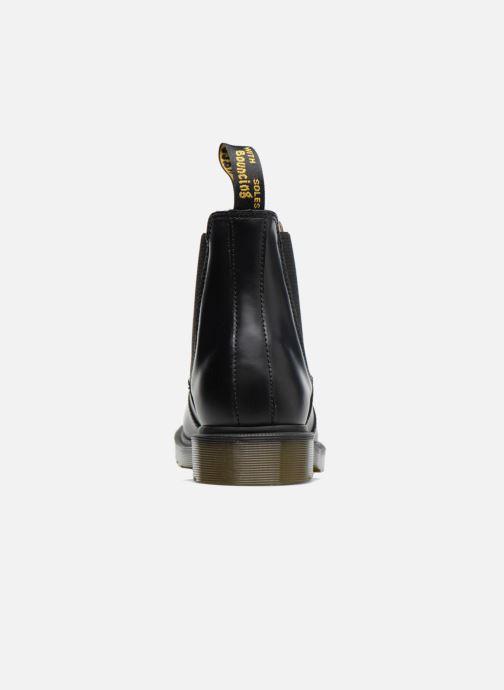 Bottines et boots Dr. Martens 2976 Noir vue droite