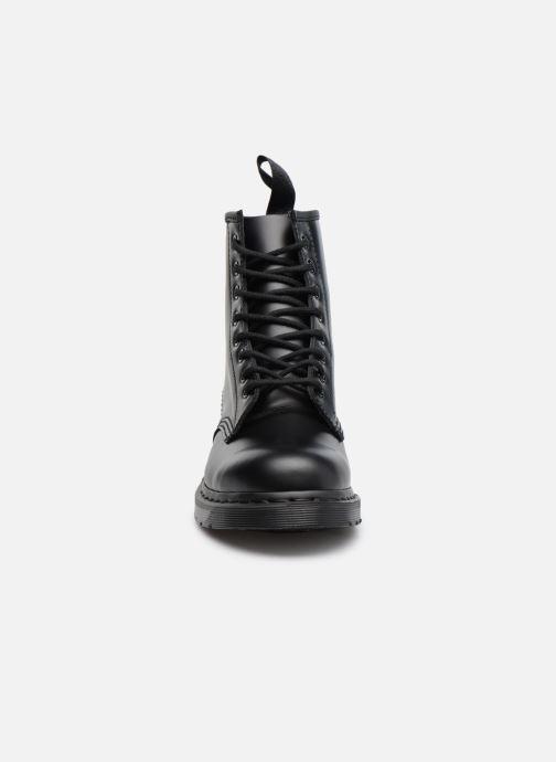 Stiefeletten & Boots Dr. Martens 1460 MONO schwarz schuhe getragen