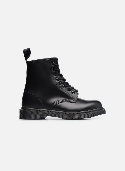 Stiefeletten & Boots Dr. Martens 1460 MONO schwarz ansicht von hinten
