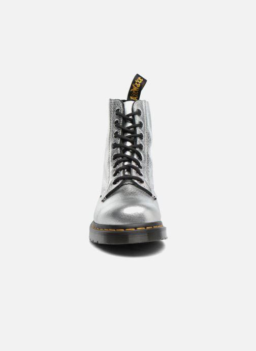 Boots Dr. Martens PASCAL MET Silver bild av skorna på