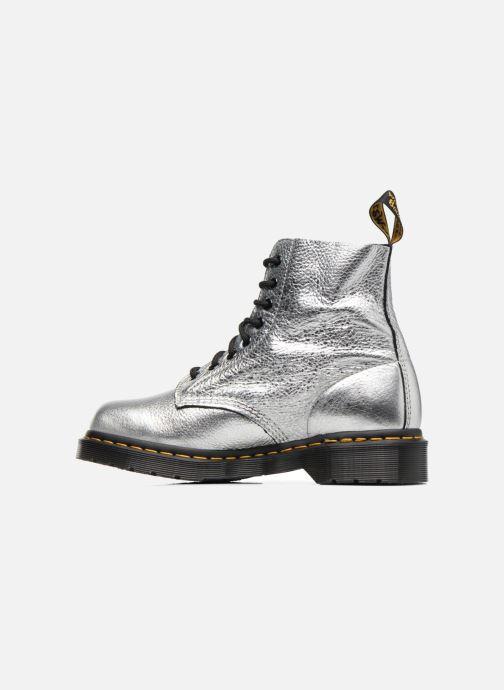 Boots Dr. Martens PASCAL MET Silver bild från framsidan