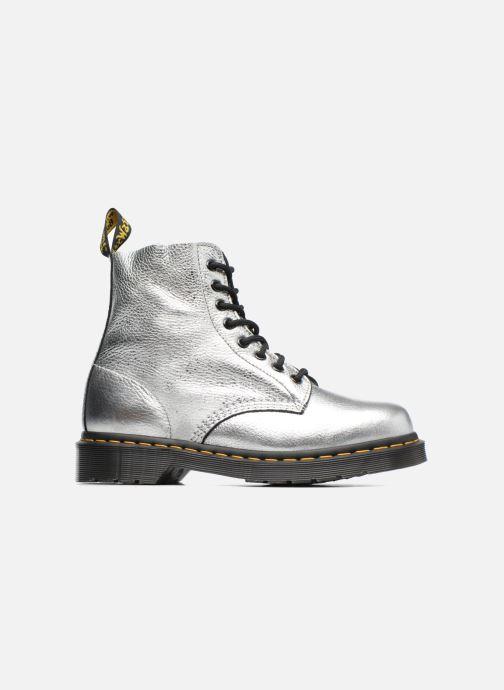 Boots Dr. Martens PASCAL MET Silver bild från baksidan