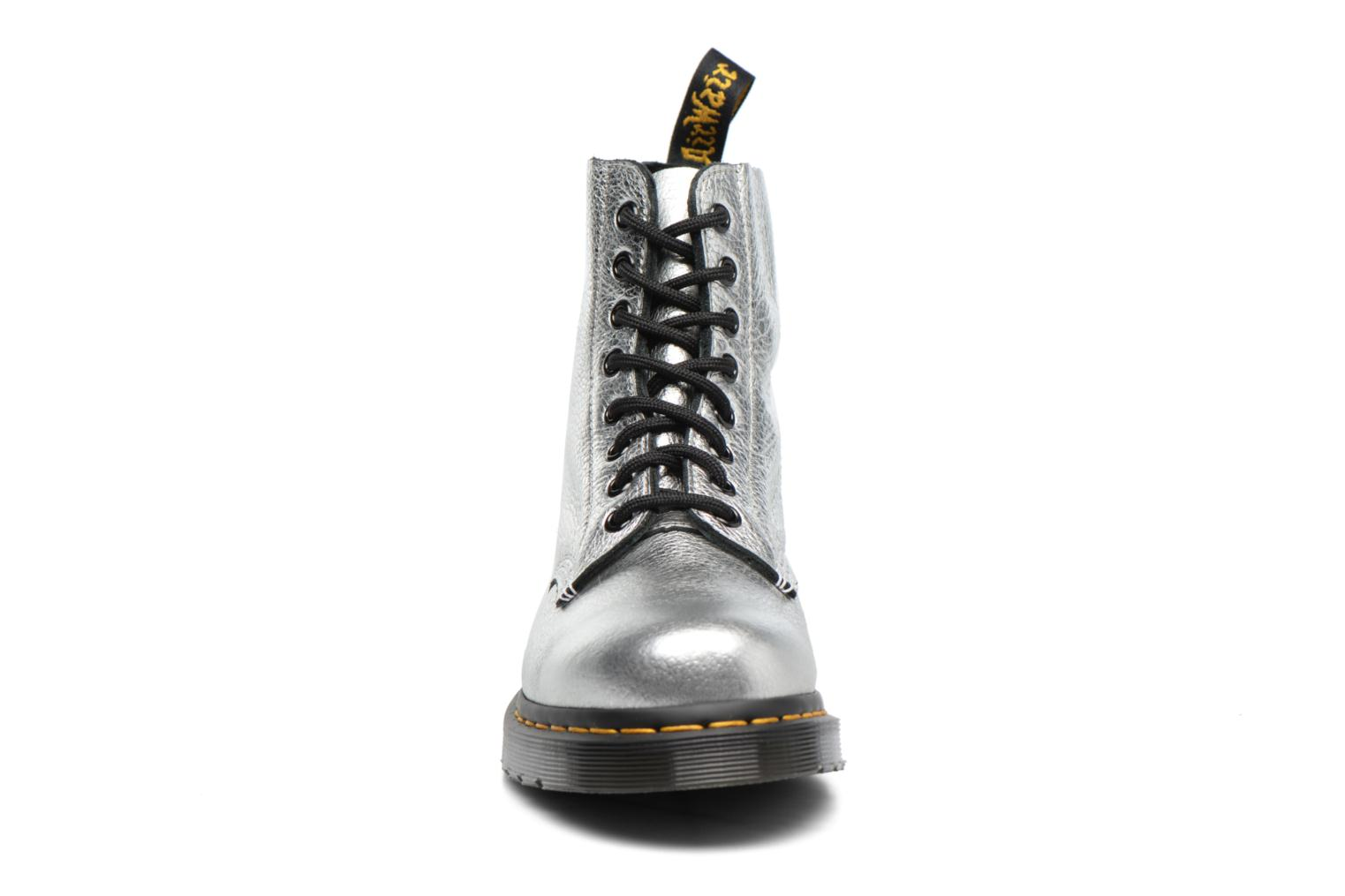 Ankle boots DR. Martens PASCAL MET Silver model view