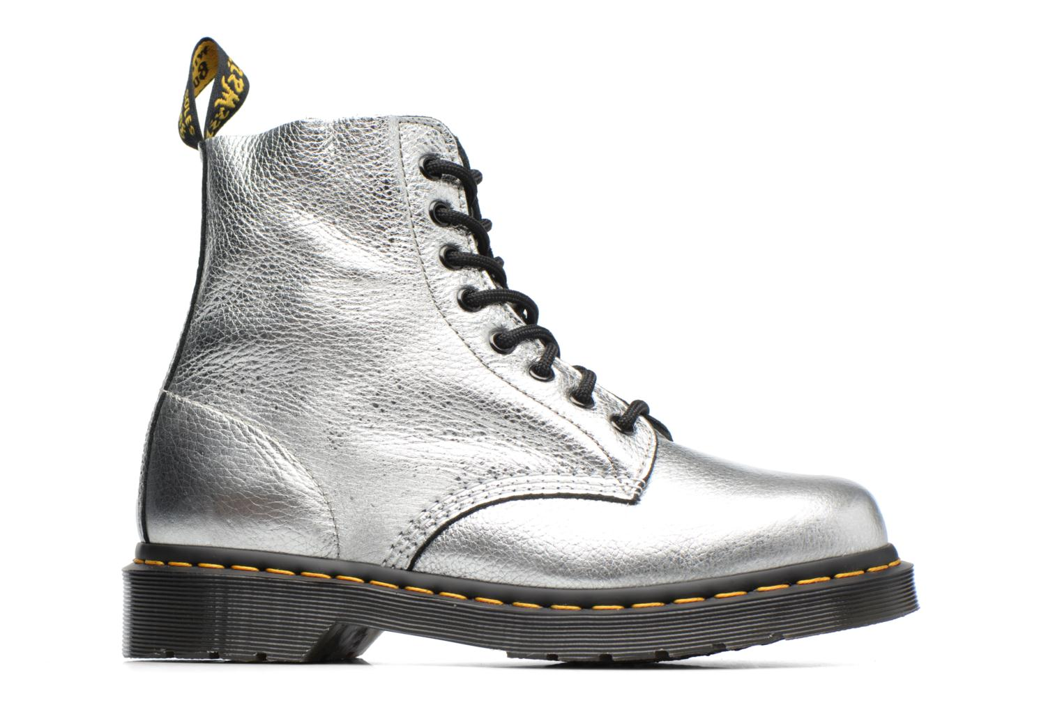 Ankle boots DR. Martens PASCAL MET Silver back view