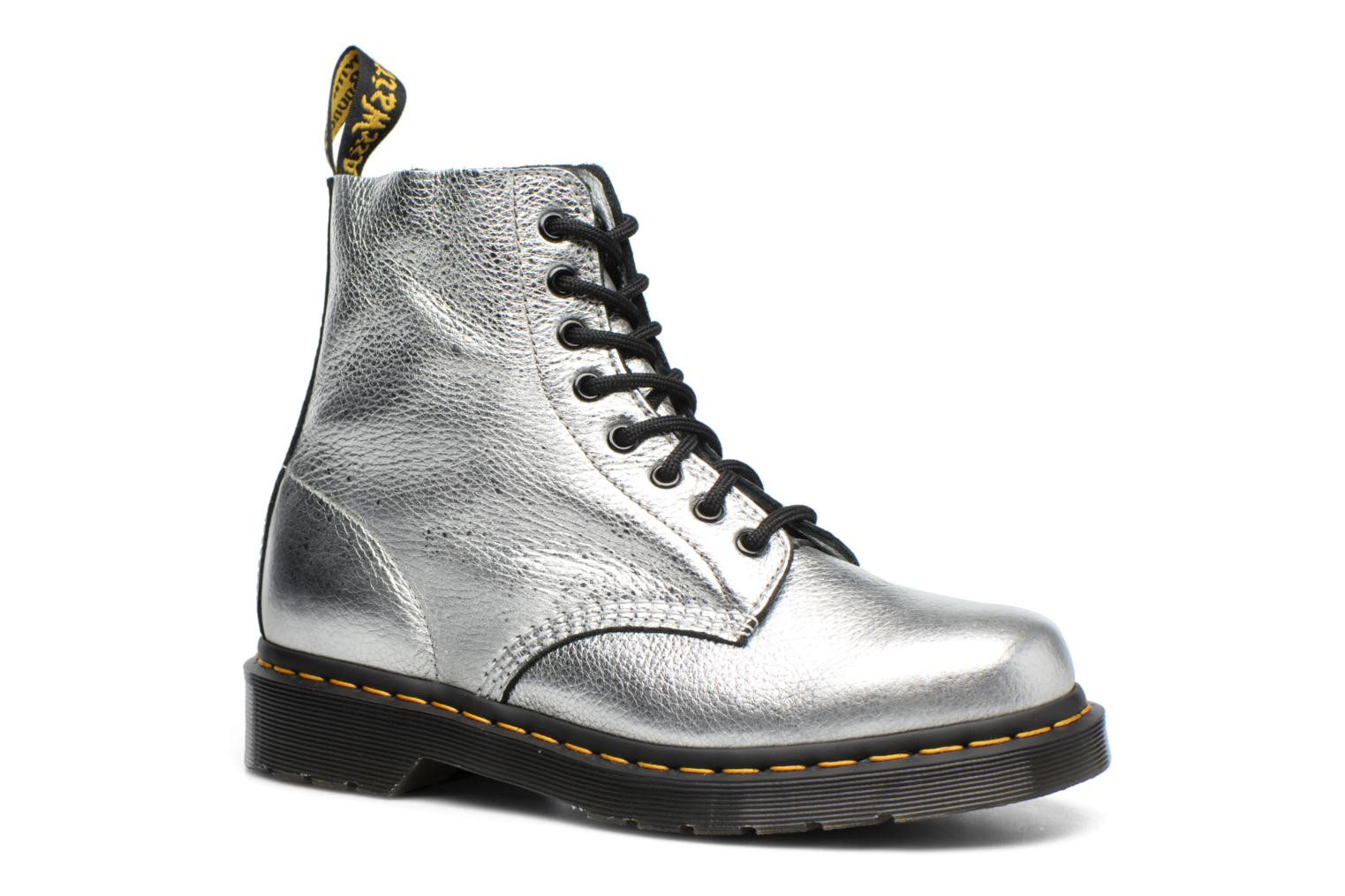 Ankle boots DR. Martens PASCAL MET Silver detailed view/ Pair view
