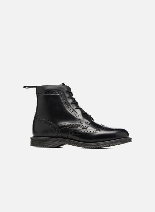 Stiefeletten & Boots Dr. Martens Delphine schwarz ansicht von hinten