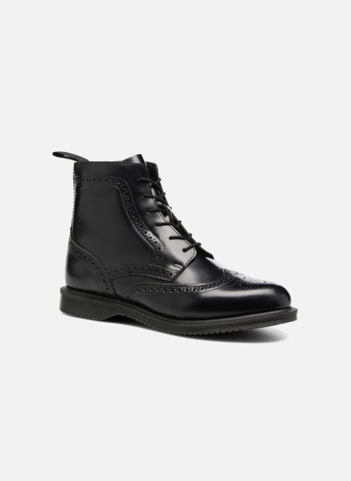 Stiefeletten & Boots Dr. Martens Delphine schwarz detaillierte ansicht/modell