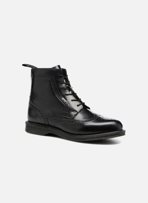 Bottines et boots Dr. Martens Delphine Noir vue détail/paire