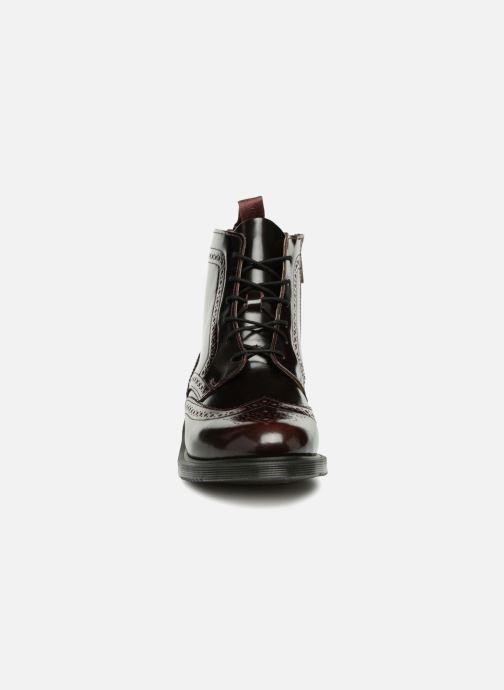 Dr. Martens Delphine (Bordeaux) - Bottines et boots (335490)