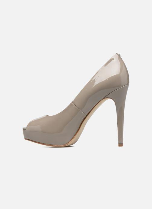 Zapatos de tacón Guess HADIE 6 Beige vista de frente