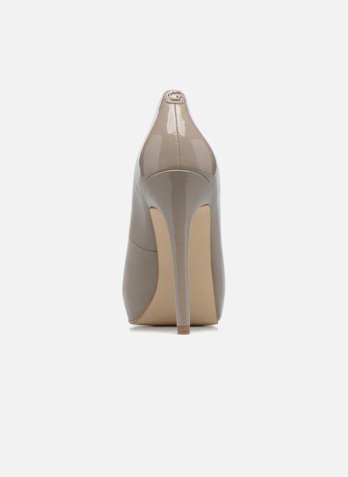 Zapatos de tacón Guess HADIE 6 Beige vista lateral derecha