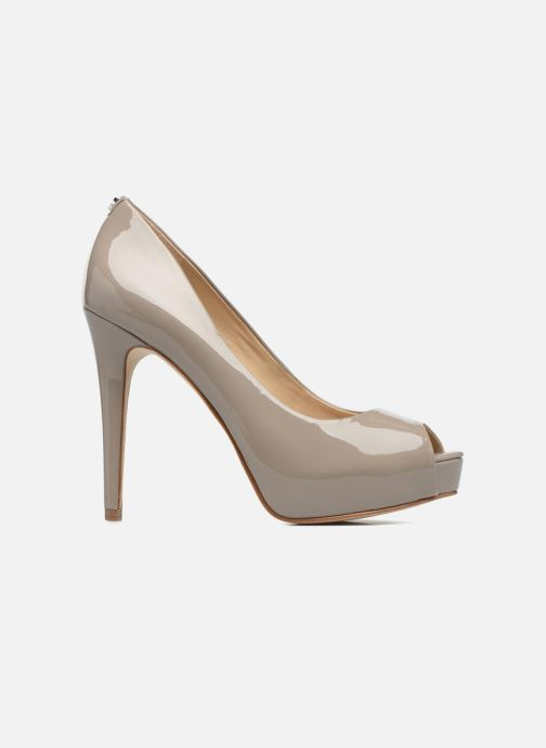 Zapatos de tacón Guess HADIE 6 Beige vistra trasera