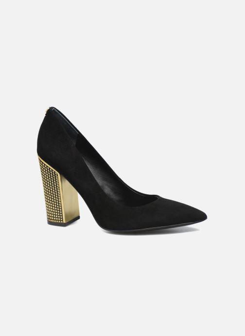 Høje hæle Guess RILA Sort detaljeret billede af skoene