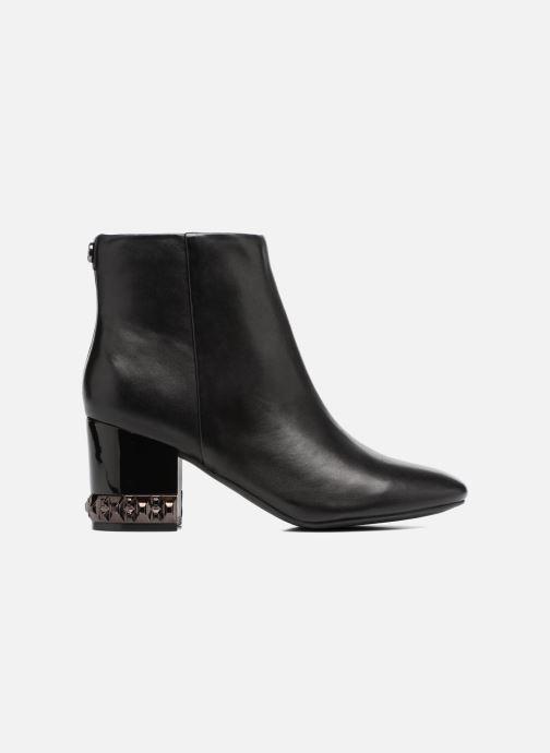 Boots en enkellaarsjes Guess BLUESKY Zwart achterkant