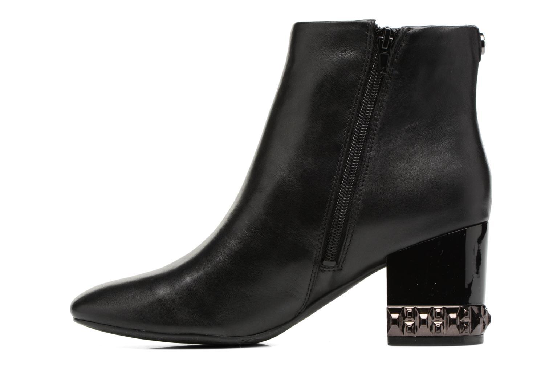 Bottines et boots Guess BLUESKY Noir vue face
