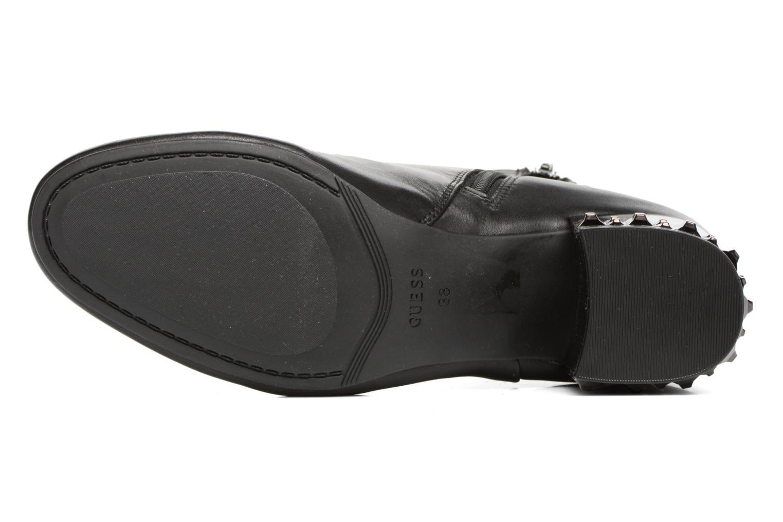 Bottines et boots Guess BLUESKY Noir vue haut
