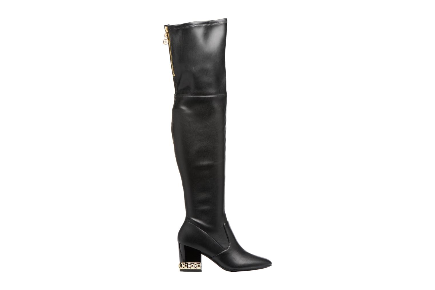Botas Guess BILLO Negro vistra trasera