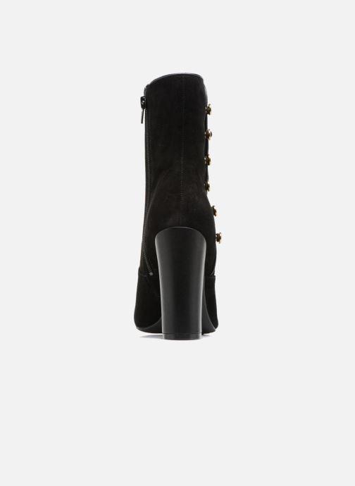 Boots en enkellaarsjes Guess LUCENA Zwart rechts