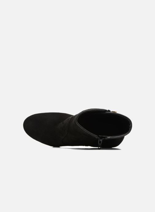 Boots en enkellaarsjes Guess LUCENA Zwart links