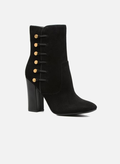 Boots en enkellaarsjes Guess LUCENA Zwart detail