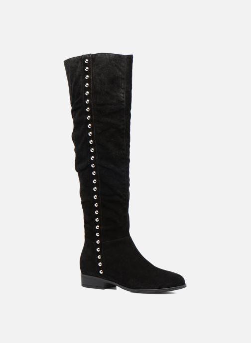 Laarzen Guess DELEA Zwart detail