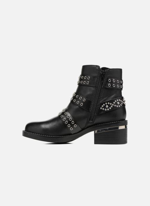 Stiefeletten & Boots Guess FIFII schwarz ansicht von vorne