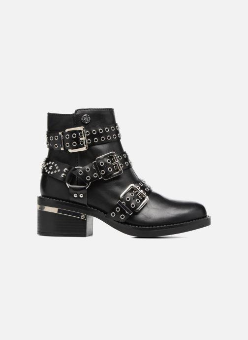 Stiefeletten & Boots Guess FIFII schwarz ansicht von hinten