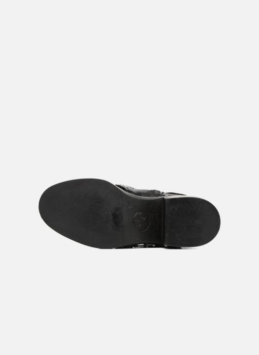 Stiefeletten & Boots Guess FIFII schwarz ansicht von oben