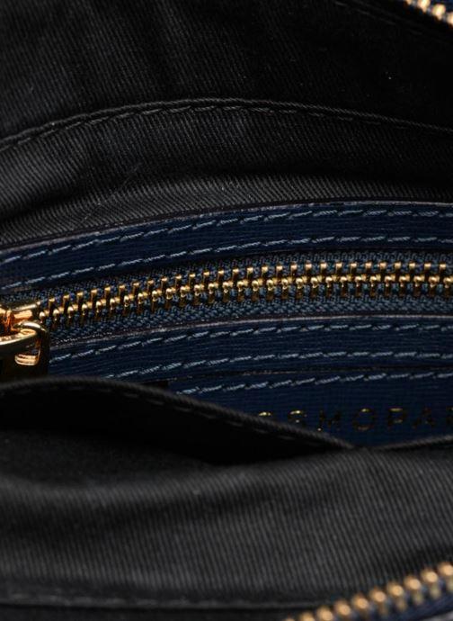 Handtassen COSMOPARIS Crossbody Meya Bicolore Grijs achterkant