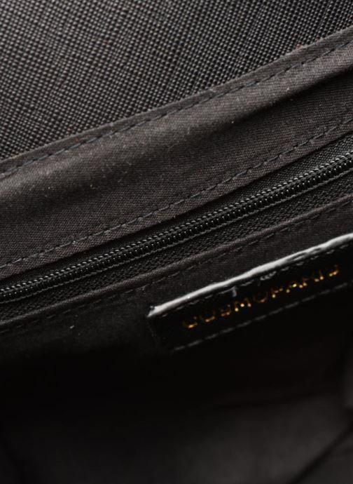 Handtassen COSMOPARIS Porté épaule Onela Rood achterkant