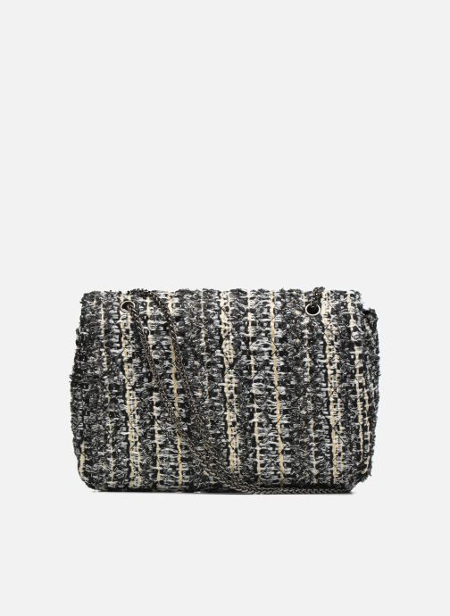 Tweed noir Porté Onela Cosmoparis Gris épaule gvYyfb76