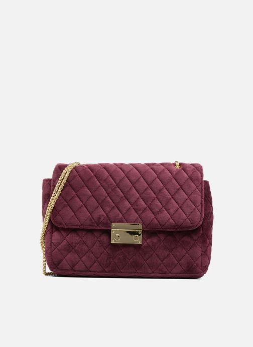 Handtaschen COSMOPARIS Porté épaule Onela Velvet weinrot detaillierte ansicht/modell