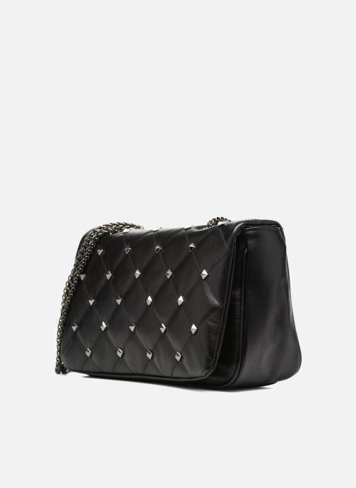Handtassen COSMOPARIS Porté épaule Onelle Cuir Zwart model