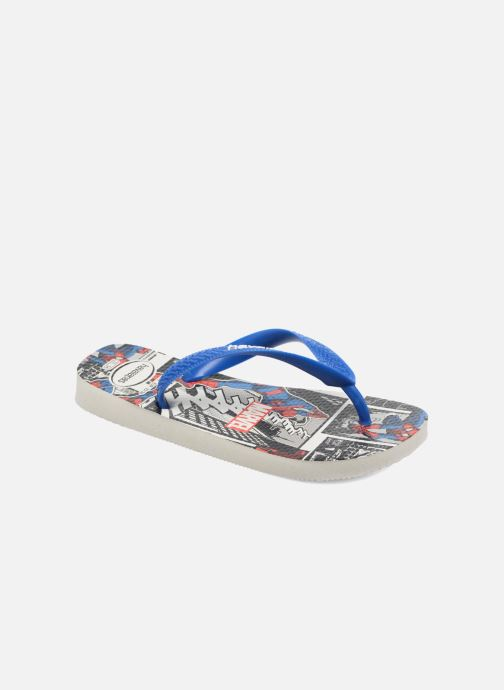 98e598d11f1 Havaianas Top Marvel (Bleu) - Tongs chez Sarenza (302478)